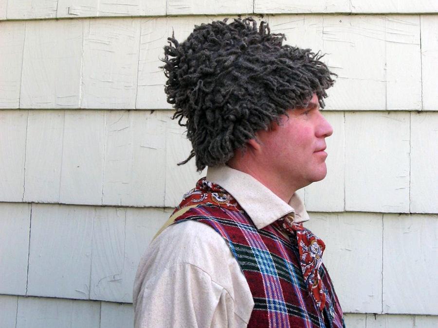 уэльский парик