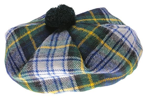 шотландский берет