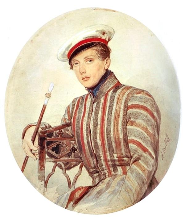 Портрет светлейшего князя А.А. Суворова