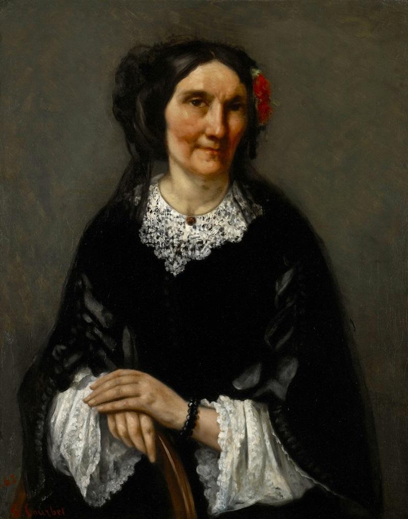 Портрет Аники Псалмон, миссис Робин.