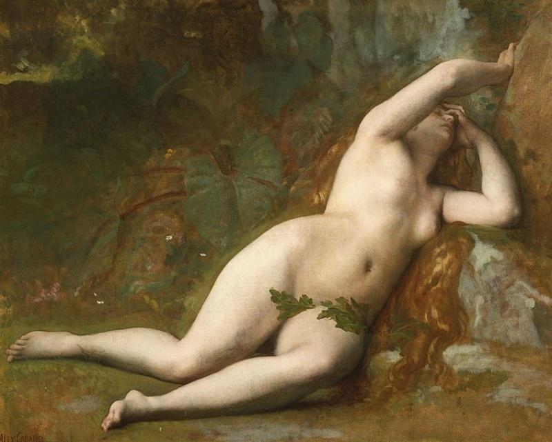 Ева после грехопадения