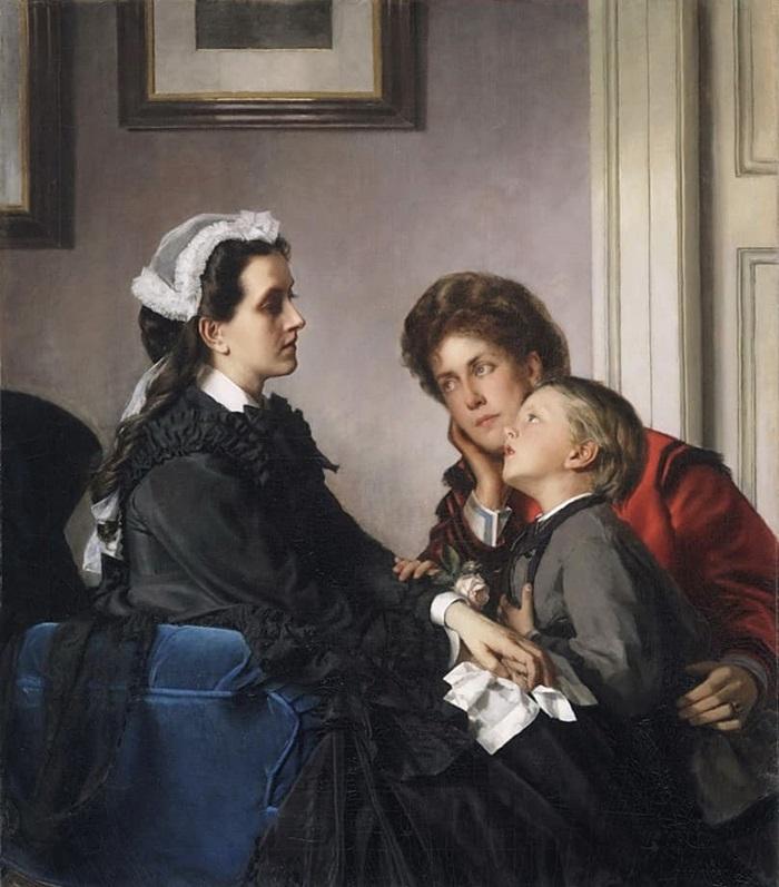 Гувернантка (атр)