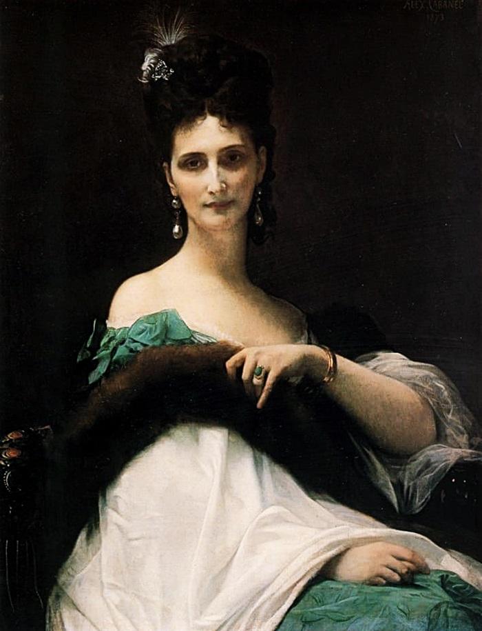 Портрет графини де Келлер (урожденной Марии Ивановны Ризнич)