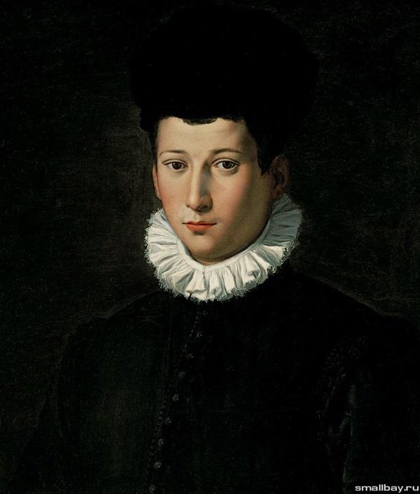 Портрет юноши, 1570,