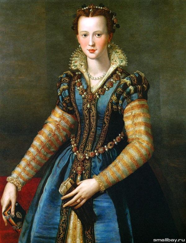 Элеонора ди Гарсия деи Медичи 1571,
