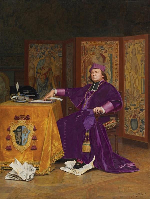 Гнев епископа.
