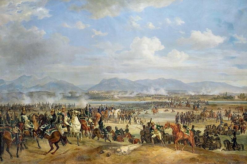 Принц Эжен де Бохарне (1781-1824) в Островно, 25 июля (2)
