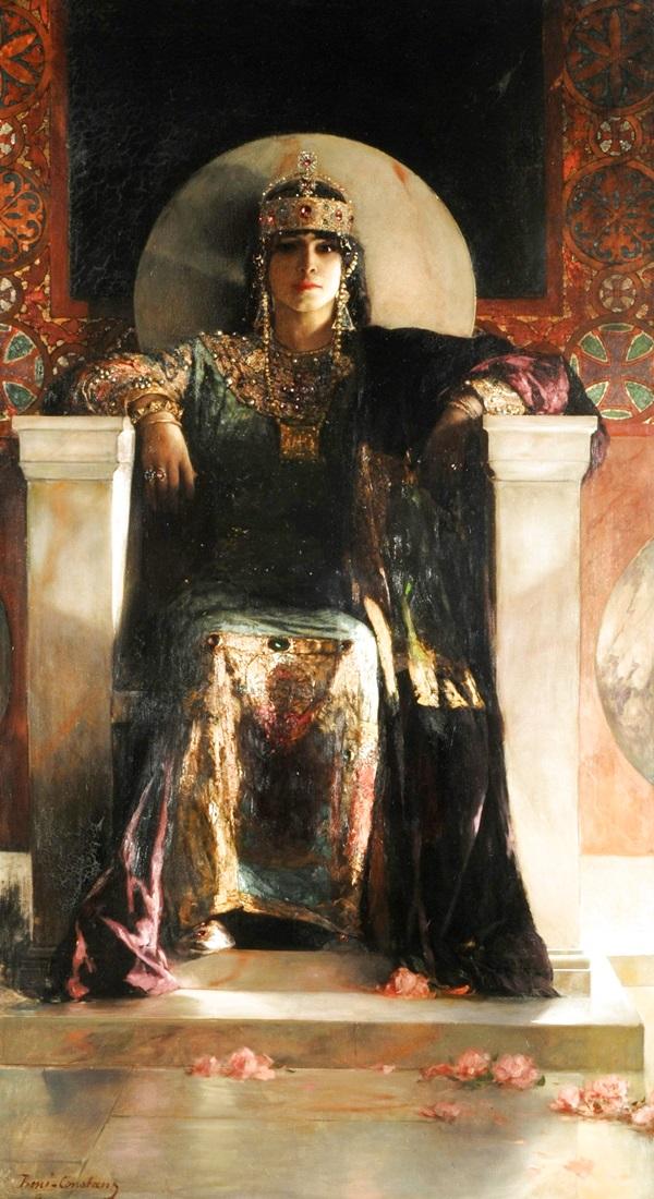 Императрица Феодора.