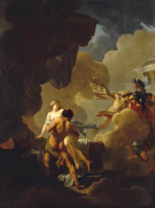 Венера и Вулкан.