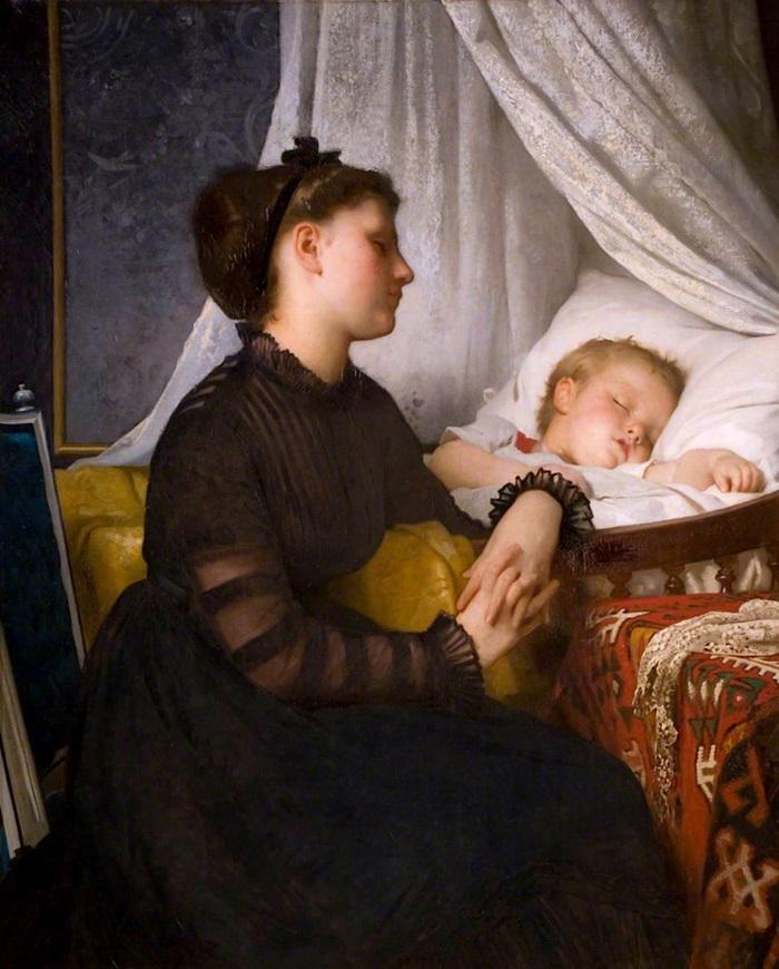 Вдовы и сироты.
