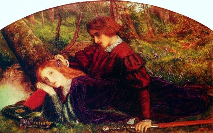 Рыцарь Герент и Энида