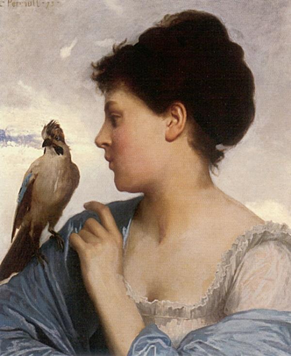 Заклинатель птиц.
