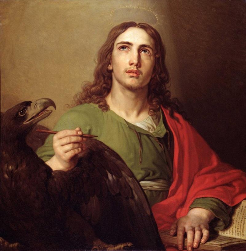 Евангелист Иоанн.