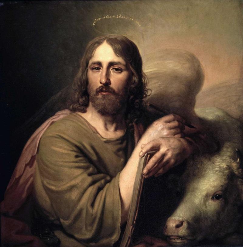 Евангелист Лука.