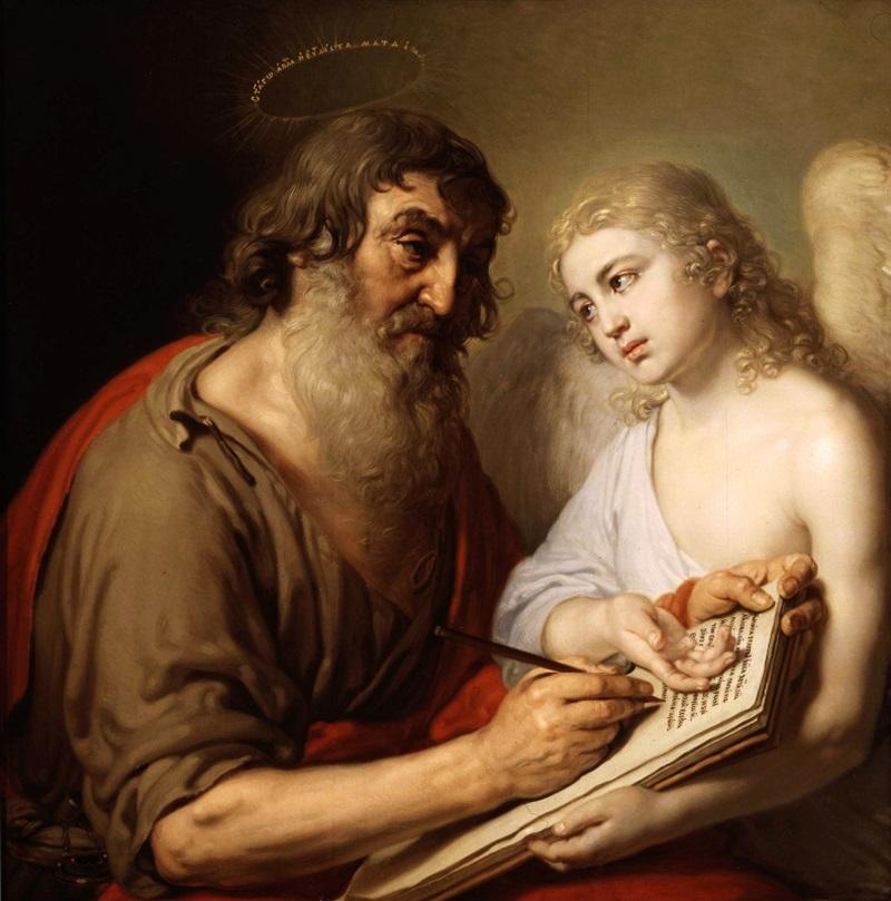 Евангелист Марфей.