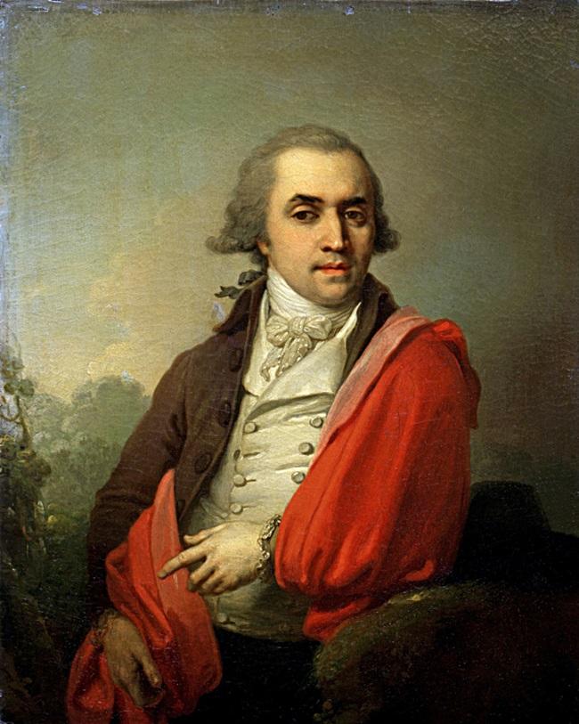 Портрет А.А. Торсукова