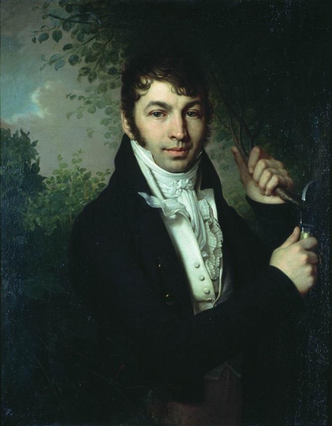 Портрет А.П. Дубовицкого