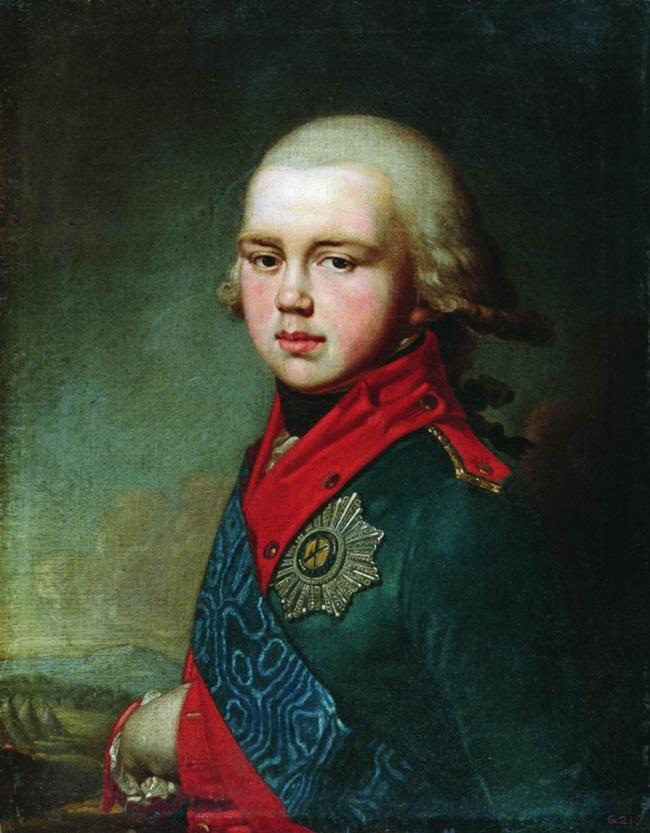 Портрет Великого князя Константина Павловича