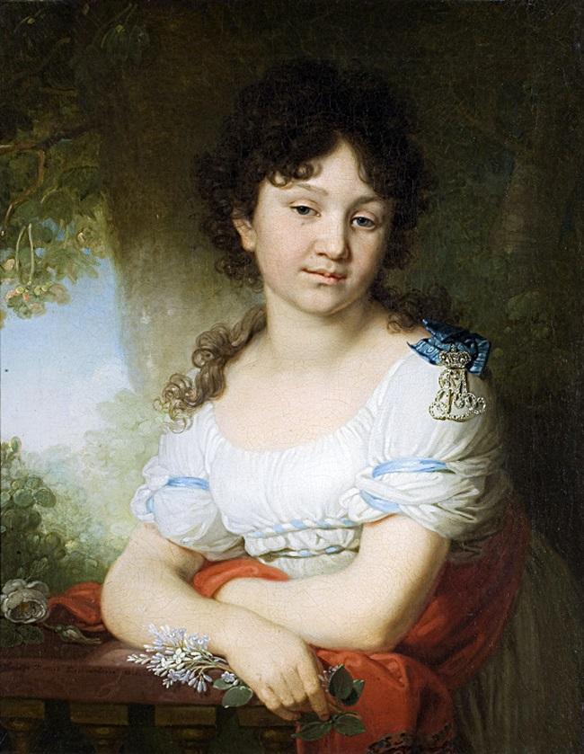 Портрет графини М.А. Орловой-Денисовой