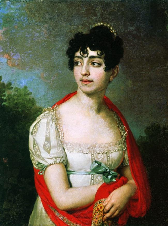 Портрет княгини Барятинской