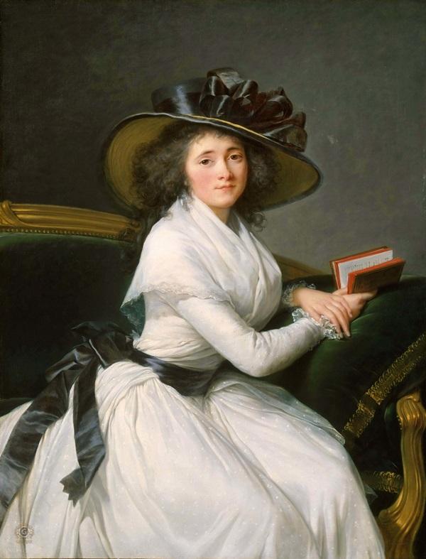 Графиня де Ла-Шатр, позднее маркиза де Жокур