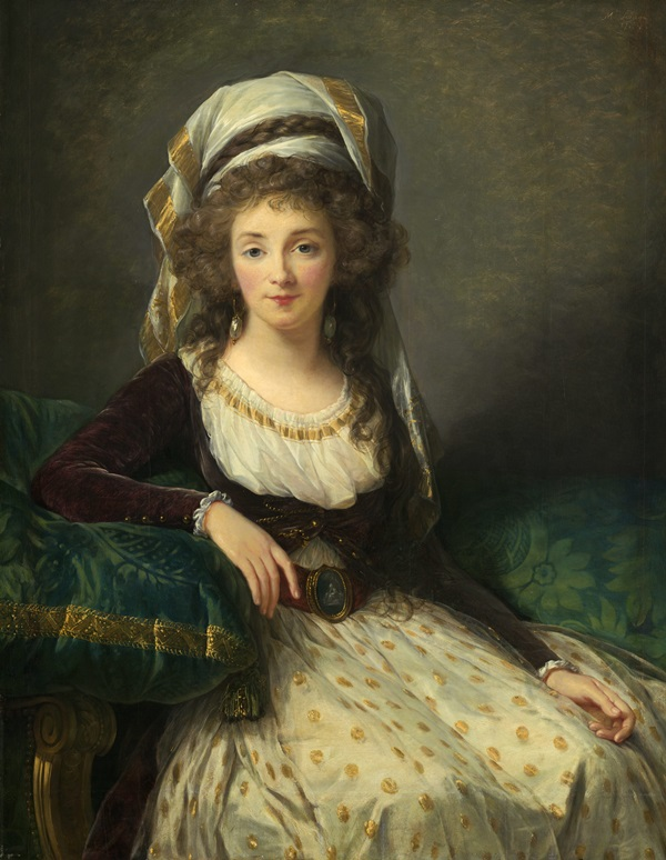 Мадам д'Агессо де Френе