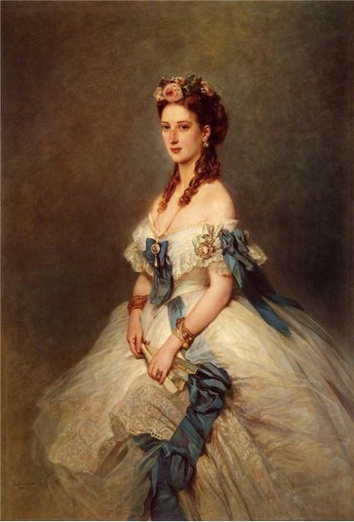 Александра Датская, принцесса Уэльсская, жена Эдуарда VII, будущая королева Англии..