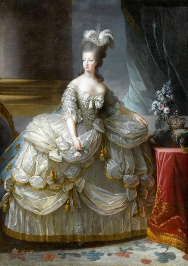 Мария-Антуанетта, королева Франции