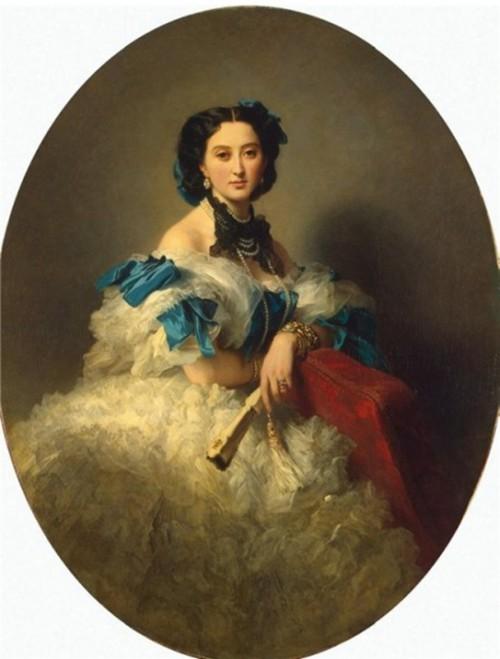 Варвара Алексеевна Мусина-Пушкина.
