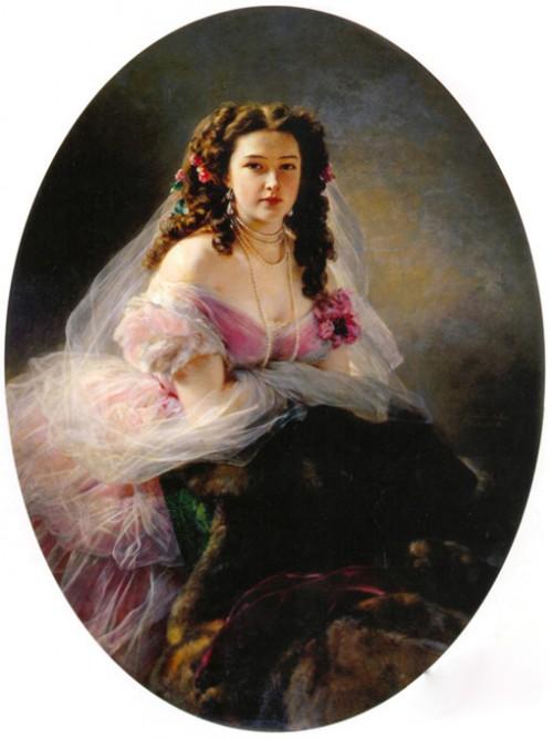 Варвара Римская-Корсакова.