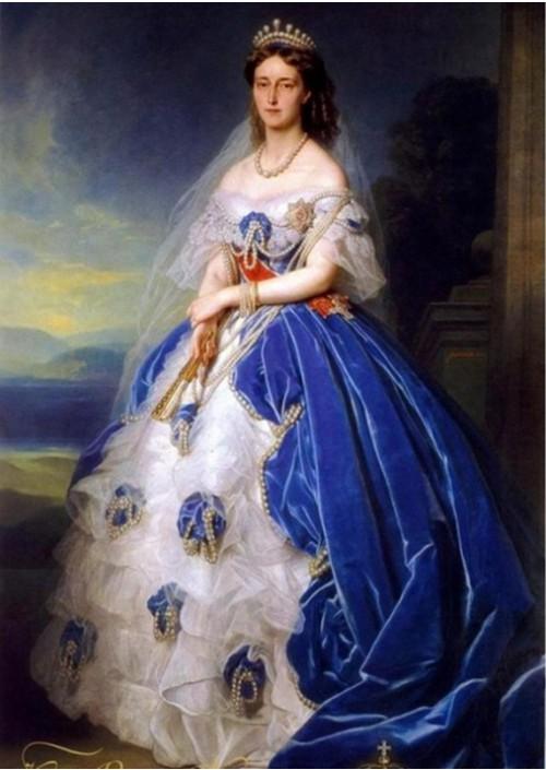 Великая княгиня Ольга Николаевна королева Вюртембергская.
