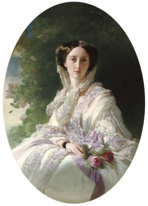 Великая княжна Ольга Николаевна, дочь Николая Первого, королева Вюртембергская.
