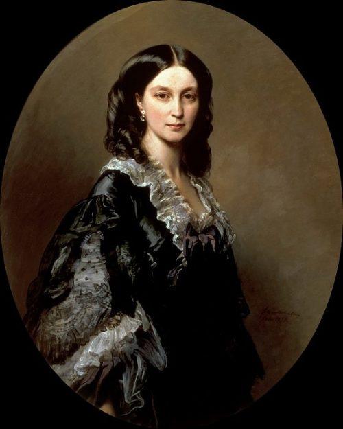 Графиня Елизавета Александровна Барятинская.