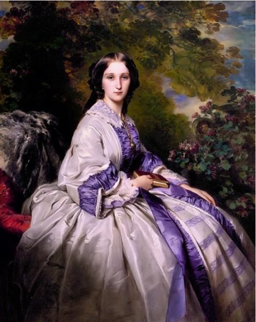 Графиня Мария Ивановна Ламсдорф, урождённая Бек.
