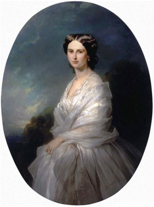 Графиня Софья Андреевна Бобринская, урожденная Шувалова.