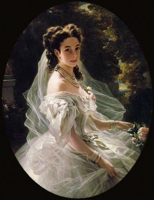 Полина Сандор, принцесса Меттерних.