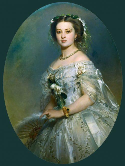 Принцесса Виктория.