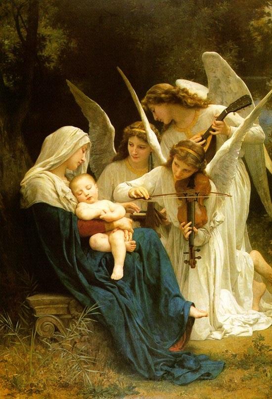 Песня ангелов