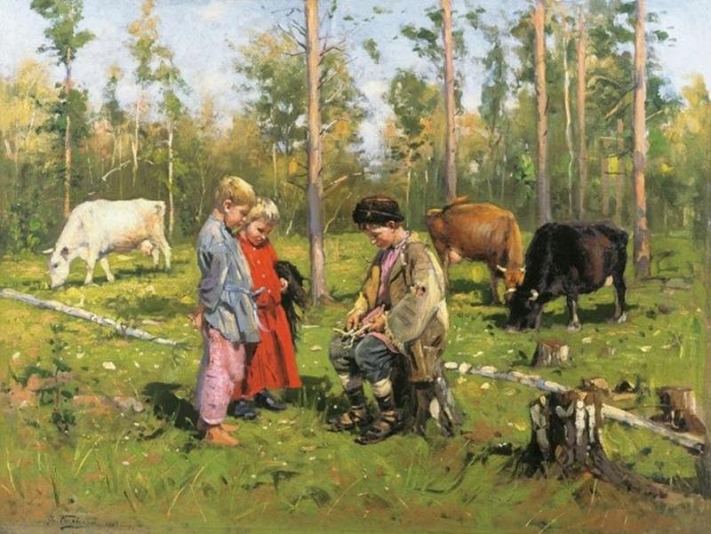Пастушки