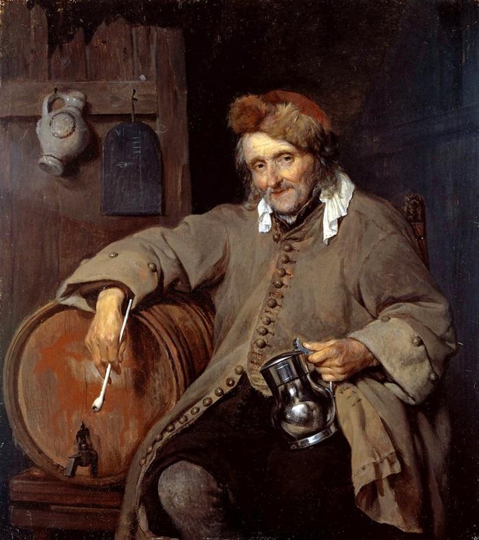 Старый пьяница