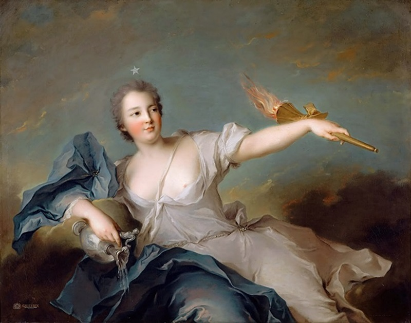 Мария-Анна де Нель (1717-1744), маркиза Шатору.