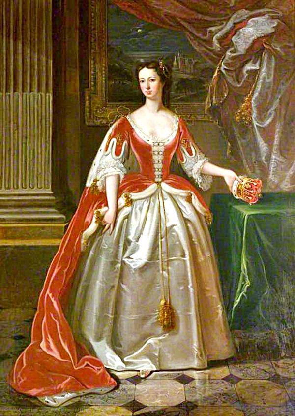 Сюзанна Кеннеди, жена графа Эглинтона