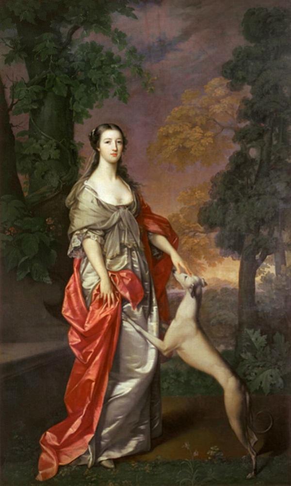 Элизабет Ганнинг, герцогиня Гамильтон