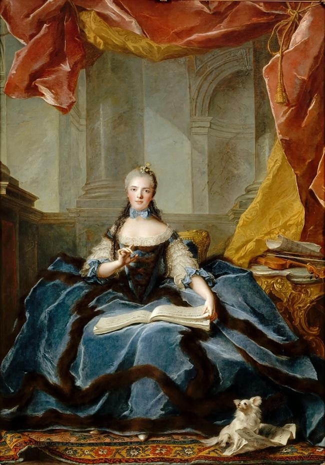 Аделаида Французская (1732-1799).