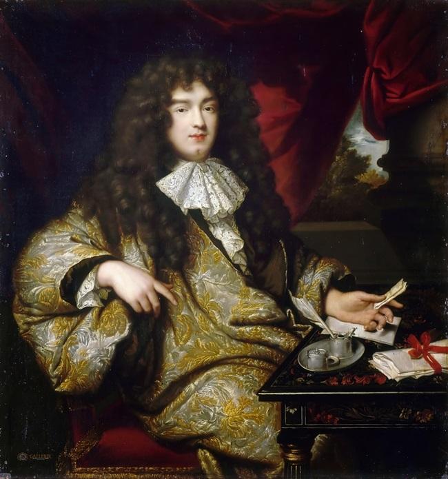 Жан-Батист Кольбер (1651-1690), Маркиз де Сейнёле (по Лефевру).