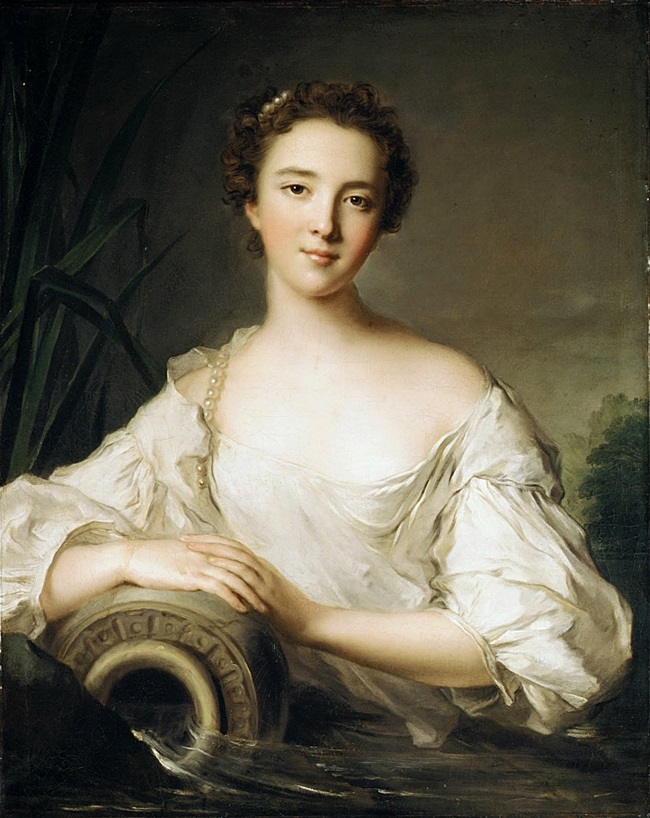 Луиза Генриетта де Бурбон-Конти.