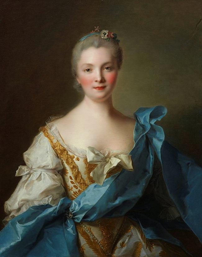 Мадам de La Porte.