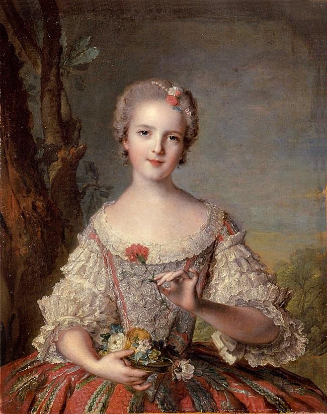 Мадам Луиза Французская (1737–1787), дочь Людовика XV.