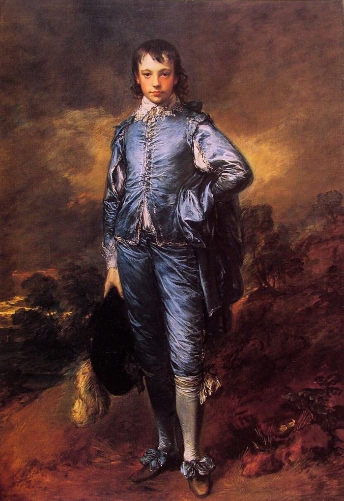 Голубой мальчик (Джонатан Баттолл)