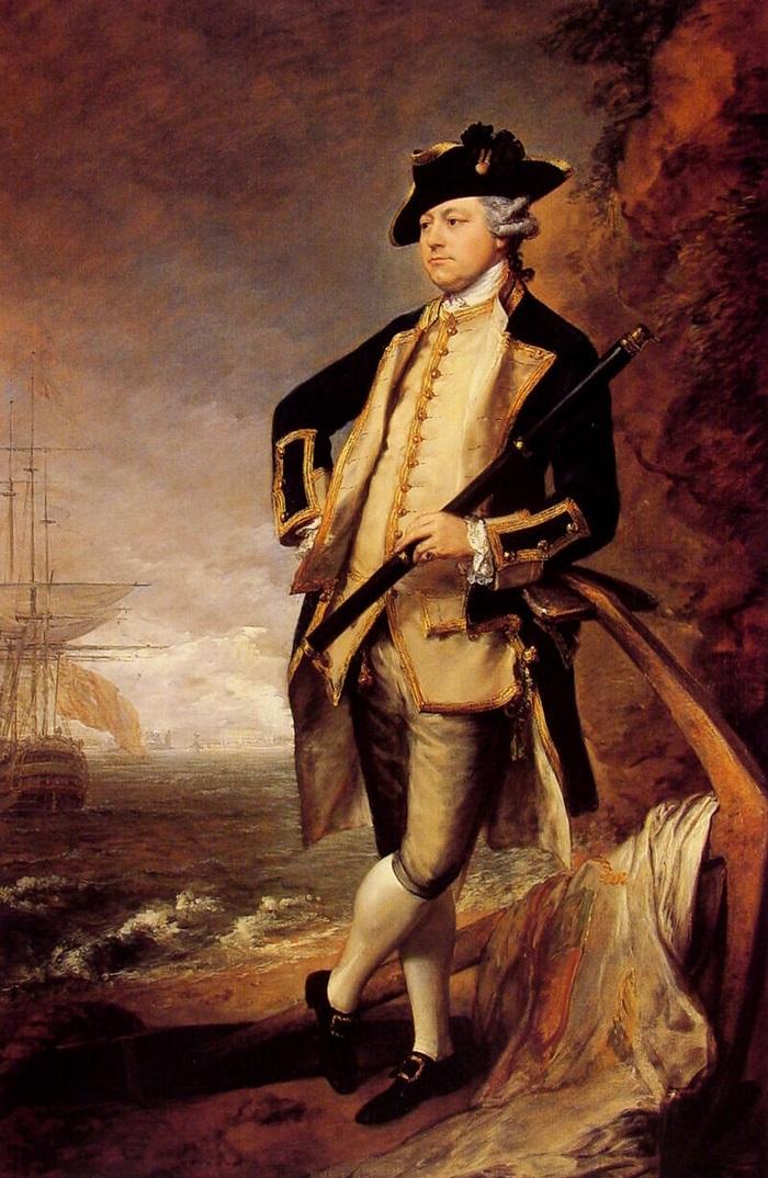 Джон, Огастес, третий граф Бристонский